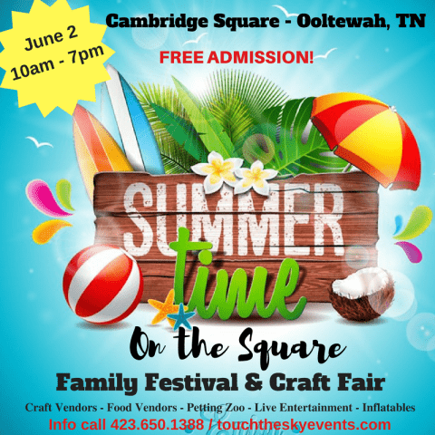 Summertime on the Square
