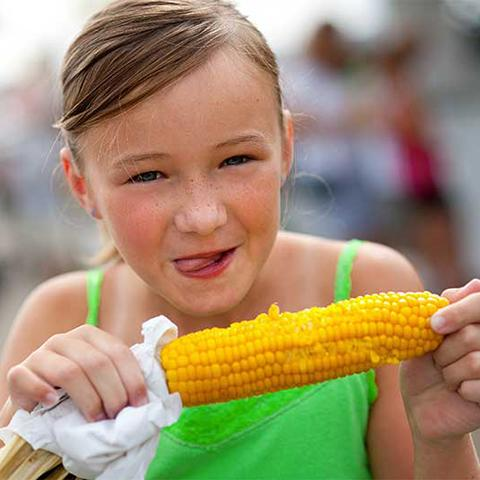 Join us for some sweet fun at Lucky Ladd Farm's Sweet Corn Festival.