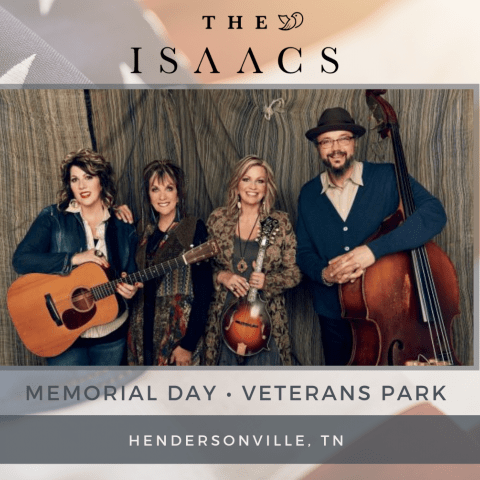 The Isaacs in Concert on Memorial Day