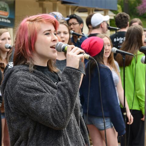 Graceland Performing Arts Camp