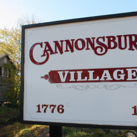 Christmas at Cannonsburgh Village