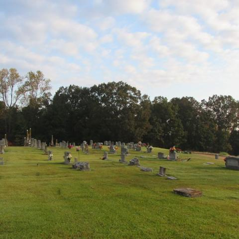 Parkers Crossroads Cemetery Decoration Day