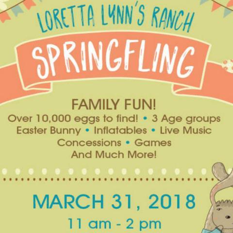 Spring Fling at Loretta Lynn's Ranch