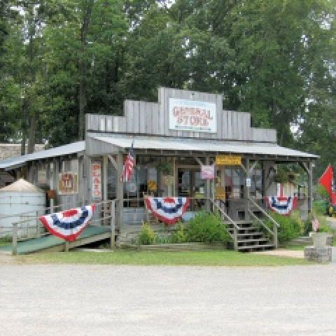 Historic Village preserving the history of Wilson County, TN.