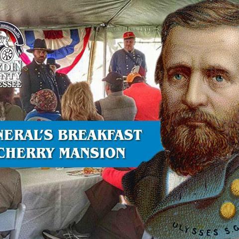 Generals Breakfast