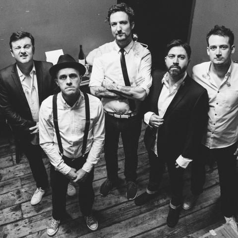 Frank Turner & The Sleeping Souls: Be More Kind World Tour 2018