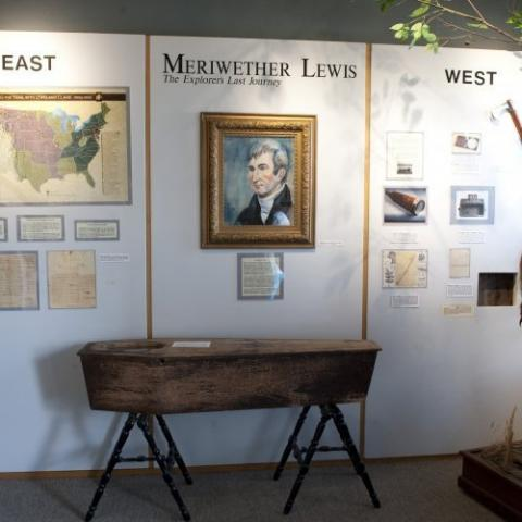 Meriwether Lewis , a great explorer