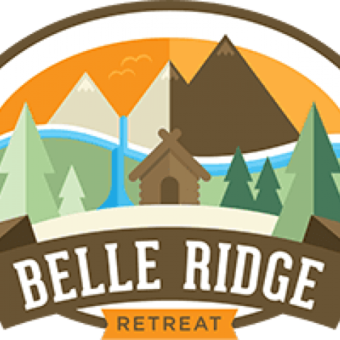 Belle Ridge Retreat Logo