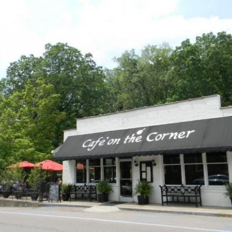Lookout Mountain - Cafe on the Corner