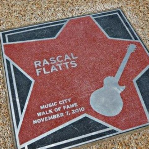 Music City Walk of Fame & Nashville Music Garden