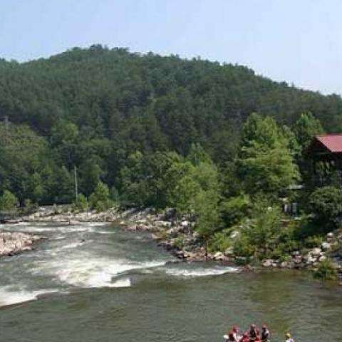 NOC Ocoee River Whitewater Rafting