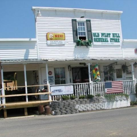 Old Pilot Hill General Store