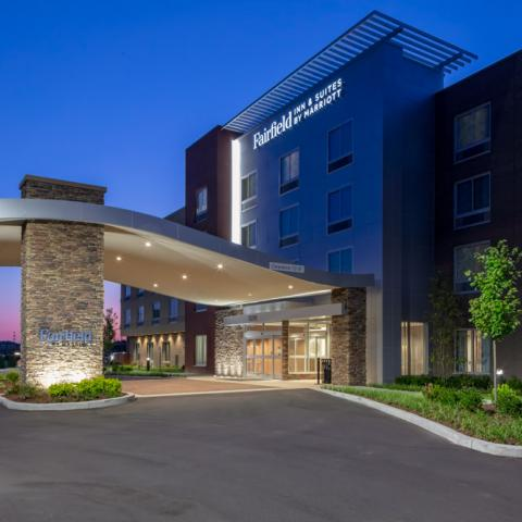 Enjoy your stay at the NEW Fairfield Inn & Suites Memphis Collierville
