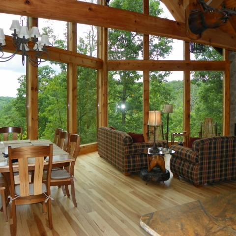 Laurel Fork Rustic Retreat