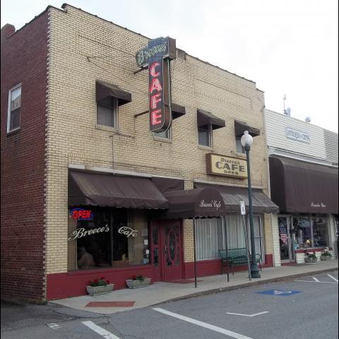 Breece's Cafe
