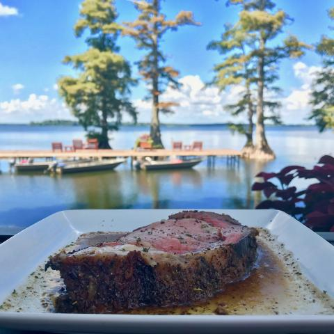 Fine Dining on Historic Reelfoot Lake