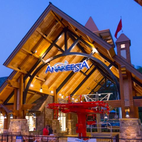 Anakeesta - Award-Winning  Outdoor Theme Park