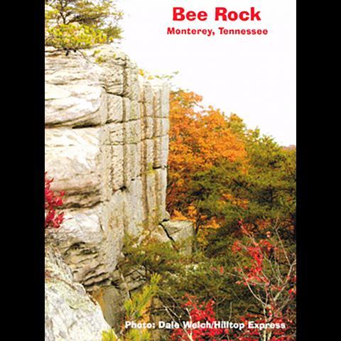 Bee Rock Overlook