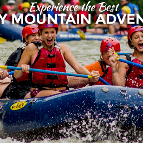 Experience the best Smoky Mountain Adventure