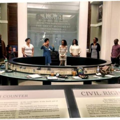 Civil Rights Room