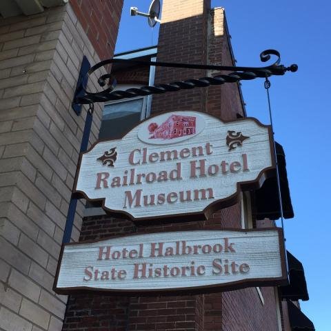 Clement Railroad Hotel Museum
