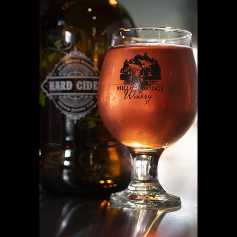 Pomegranate Hard Cider