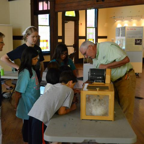 Museum programs for all ages