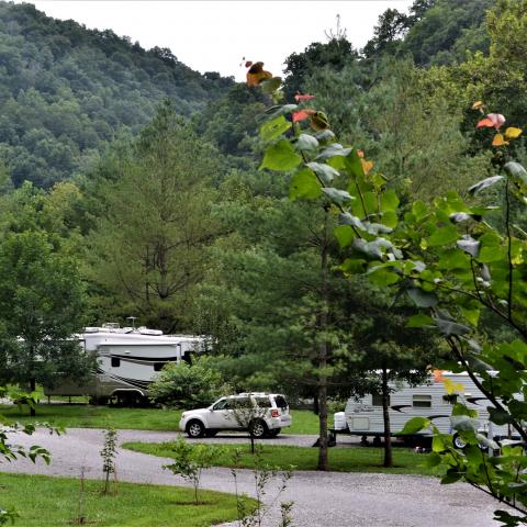 Mountain Pass Campground