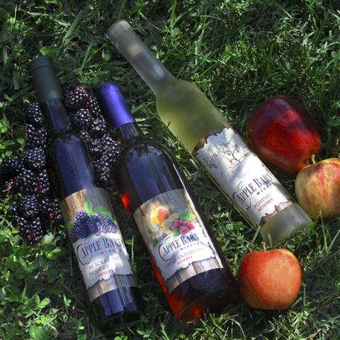 apple barn wines