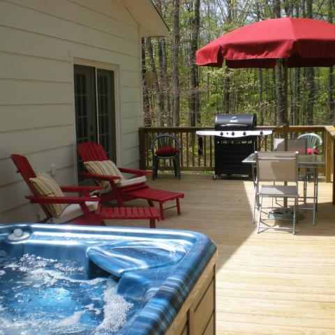 Grandview Mountain Cottages & Glamping Cabin