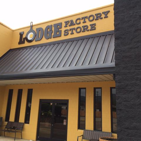 Lodge Cast Iron Factory Store