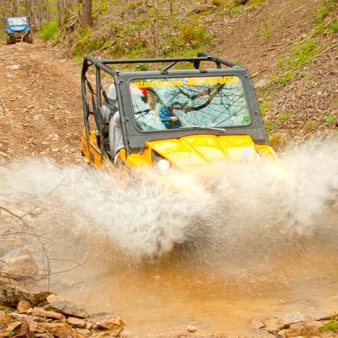 Go off roading with Mtn Trax!