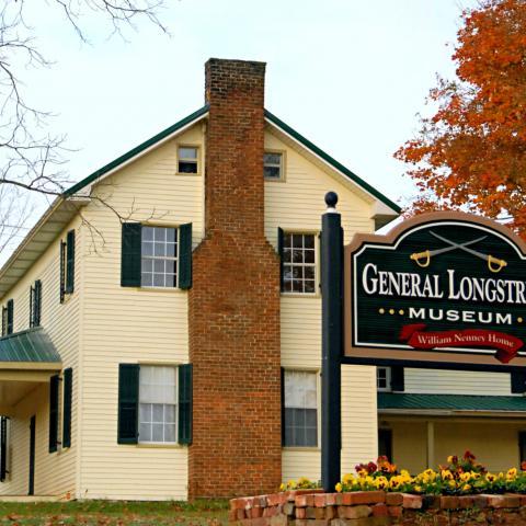 General Longstreet Museum