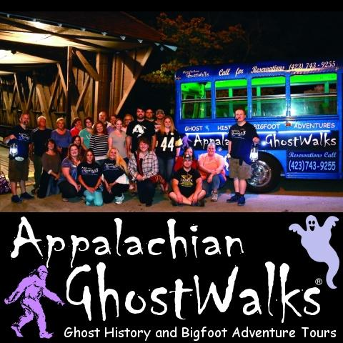 Appalachian GhostWalks Lantern-led Ghost History and Bigfoot Adventure Tours