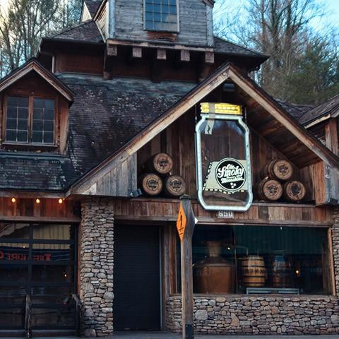 Ole Smoky Whiskey Distillery - Gatlinburg