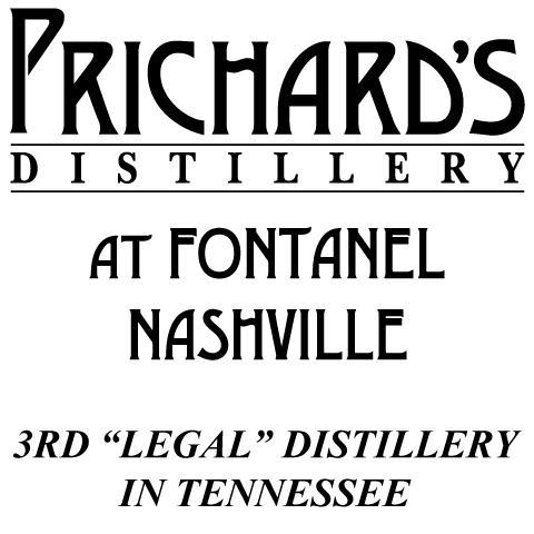 Prichard's Distillery at Fontanel