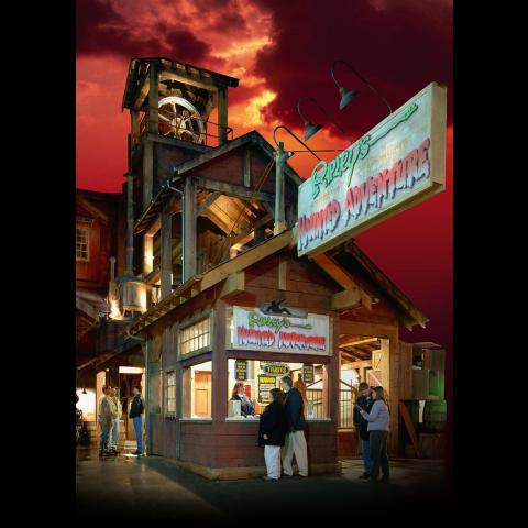 World-Class Haunted Attraction!