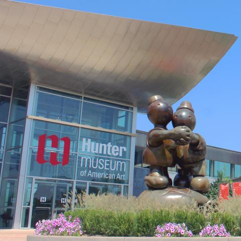 Hunter Museum of American Art in Chattanooga, Tn