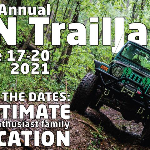 TN TrailJam : Jeep Enthusiast Off-Roading Festival