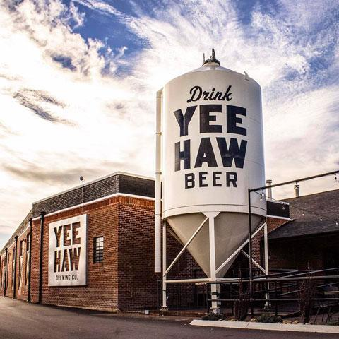 Yee-Haw Brewing Co. - Johnson City, TN