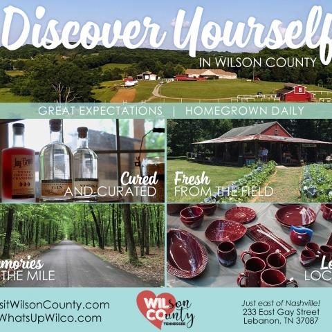 Wilson County Convention & Visitors Bureau