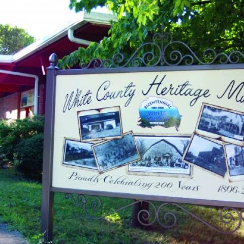 White County Heritage and Lester Flatt Museum