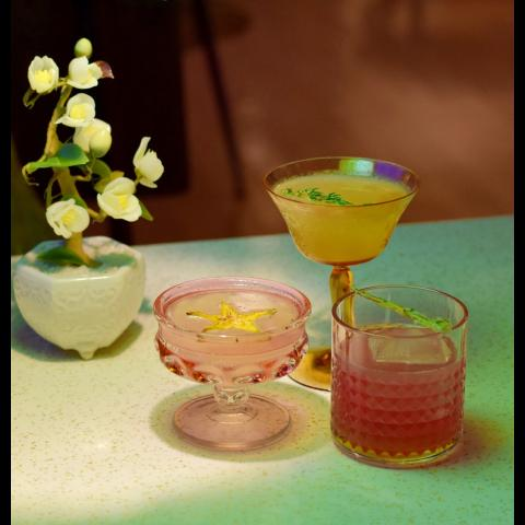 homespun cocktails