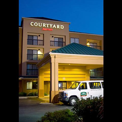 Courtyard by Marriott Opryland