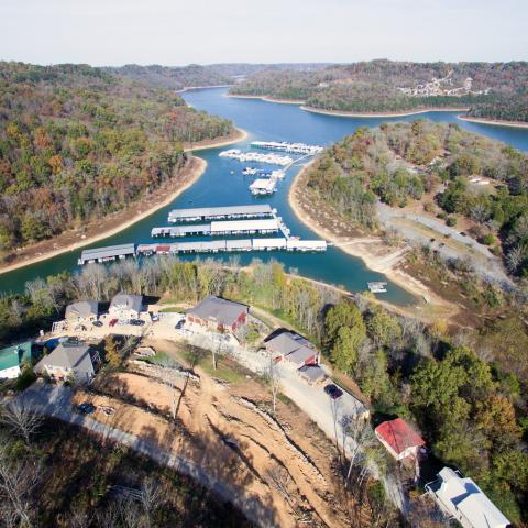 Casey Cove Estates on Center Hill Lake