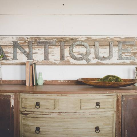 We're not your Grandma's Antique Store