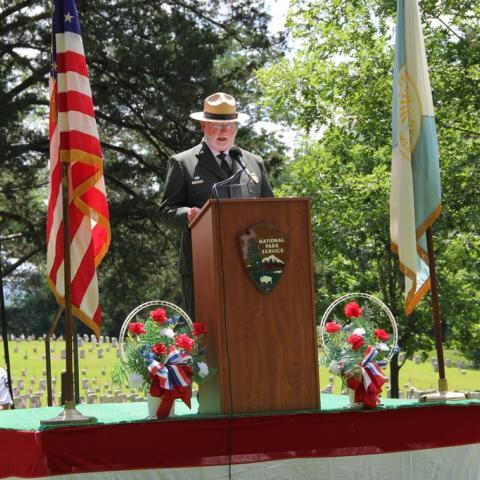 Annual Memorial Day Service