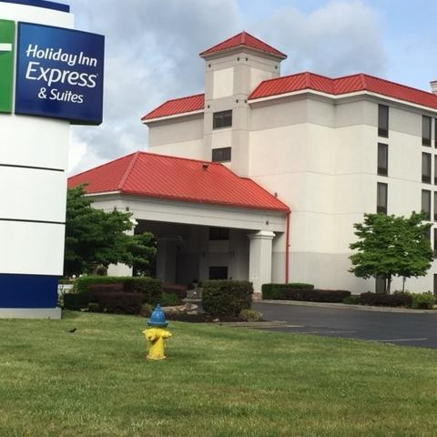 Holiday Inn Express Pigeon Forge Near Dollywood