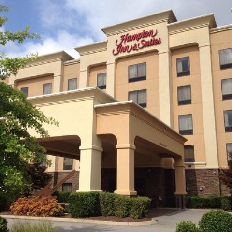 Hampton Inn & Suites Nashville Opryland