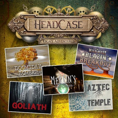 Headcase Escape Adventures